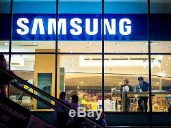 Samsung Galaxy S8 Plus Sm-g955u 64gb Black Factory Unlocked T-mobile At&t-sprint