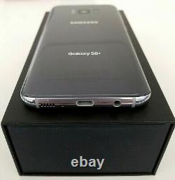 Samsung Galaxy S8+ Plus Sm-g955u Black Verizon Unlocked At&t Metro T-mobile