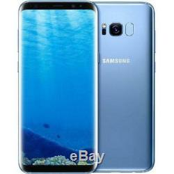 Samsung Galaxy S8 Plus UNLOCKED G955U T-Mobile Verizon AT&T 4G LTE Device MRF