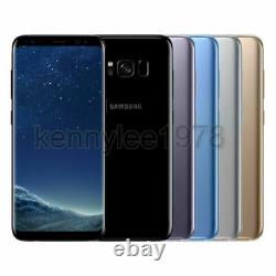 Samsung Galaxy S8 SM-G950 64GB T-Mobile AT&T GSM Unlocked 4G Android Smartphone