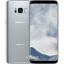 Samsung Galaxy S8 Unlocked Verizon & GSM T-Mobile / AT&T Phone 64GB Gray