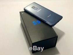 Samsung Galaxy S9 G960U 64GB AT&T Sprint T-Mobile Verizon Carrier Unlocked