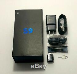 Samsung Galaxy S9 G960U AT&T/T-MOBILE/METRO/SPRINT/VERIZON CARRIER UNLOCKED
