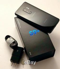 Samsung Galaxy S9+ PLUS G965U AT&T/Sprint/T-Mobile/Boost/Verizon FULLY UNLOCKED