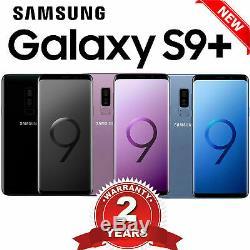 Samsung Galaxy S9 Plus G965F Unlocked Sim Free Mobile Phone 64GB 4G All Colours