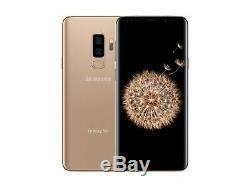 Samsung Galaxy S9 Plus G965U 64GB Unlocked Verizon / AT&T / T-Mobile