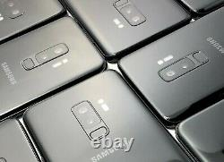 Samsung Galaxy S9+ Plus G965U AT&T T-Mobile Sprint Verizon GSM+CDMA Unlocked