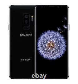 Samsung Galaxy S9+ Plus G965U GSM Unlocked AT&T T-Mobile Straight Talk Verizon