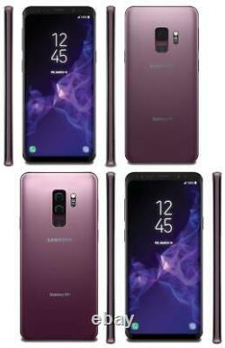 Samsung Galaxy S9+ Plus G965U GSM Unlocked Boost T-Mobile Straight Talk Verizon