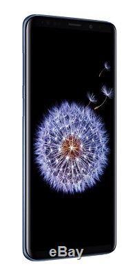 Samsung Galaxy S9+ Plus(LATEST) SM-G965U 64GB T-Mobile AT&T Verizon GSM Unlocked
