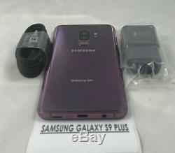 Samsung Galaxy S9+ Plus SM-G965U 64GB Purple T-Mobile (Unlocked) Smartphone