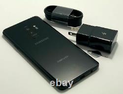 Samsung Galaxy S9+ Plus Sm-g965u 64gb Blue Verizon At&t T-mobile Mint Unlocked