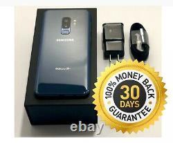 Samsung Galaxy S9+ Plus Sm-g965u Black 64gb Verizon Unlocked At&t T-mobile Metro