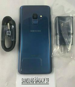 Samsung Galaxy S9 SM-G960 64GB Blue (T-Mobile) Unlocked Smartphone
