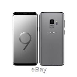 Samsung Galaxy S9 SM-G960 64GB Unlocked Sim Free Mobile Phone All Colors
