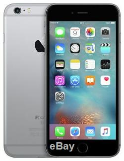 Sim Free Apple iPhone 6s Plus 5.5 Inch 32GB 8MP 4G Mobile Phone Space Grey