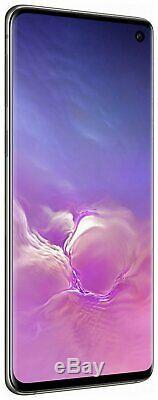 Sim Free Samsung Galaxy S10 6.1 Inch 128GB 16MP 4G Mobile Phone Black