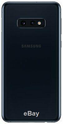 Sim Free Samsung Galaxy S10e 5.8 Inch 128GB 16MP 4G Mobile Phone Black