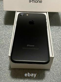 UNLOCKED APPLE IPHONE 7 32GB BLACK T-MOBILE AT&T METRO PCS SIMPLE MOBILE etc