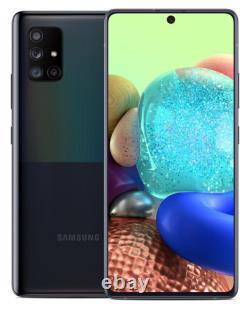 UNLOCKED Samsung Galaxy A71 5G SM-A716U 128GB Black (T-Mobile UNLOCKED)