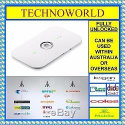 Unlocked Huawei E5573+4g/4gx Wifi Mobile Modem/broadband+dual Antenna Port