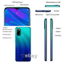 Unlocked Mobile Phone 4G Android 10 Octa Core 64GB Face ID Dual SIM Smartphone