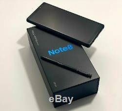 Unlocked Samsung Galaxy Note 8 64GB (GSM+CDMA) AT&T T-Mobile Verizon