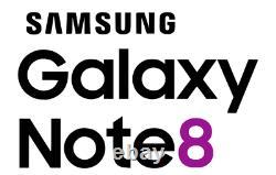 Unlocked Samsung Note 8 SM-N950U N950U1 T-Mobile Verizon Cricket Boost Total GSM