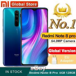 Xiaomi Redmi Note 8 Pro 6GB 12GB Mobile Phone Helio G90T Octa Core 64MP 4500mAh